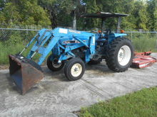 FORD 4630 Tractors