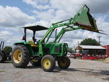 2007 John Deere 5303 Tractors