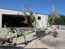 CLAAS LINER 1550 TWIN Rakes