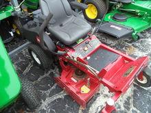 Toro 744408 Mower - zero turn