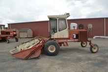 Hesston 6400 Soil finishers