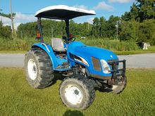 2007 New Holland Agriculture Bo