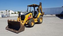 CATERPILLAR 420E Backhoe loader
