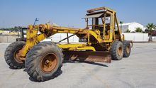 CATERPILLAR 14E Motor graders