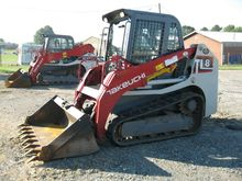 2015 Takeuchi TL8 Loaders