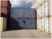 A-1 CARGO 20' CONTAINERS Shippi