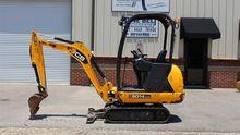 2013 Mini excavator JCB 8014CTS