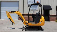2011 Mini excavator JCB8018CTS