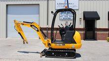 2012 Mini excavator JCB 8018CTS