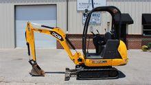 Mini excavator JCB 8014CTS US 0