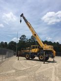 2008 Rough terrain mobile crane