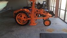 Oldtimer tractor Allis Chalmers