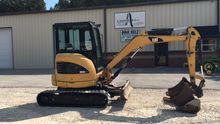 2007 Mini excavator CAT 303CCR