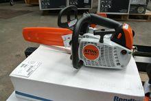 Stihl chainsaws-blowers