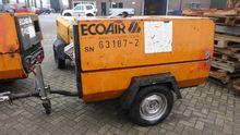 1991 Mobile compressor Ecoair F