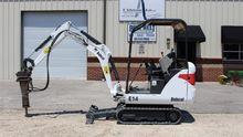 2011 Mini excavator Bobcat E14A