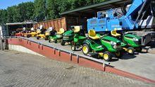 2016 Lawnmower tractor John Dee