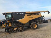2014 CLAAS LEXION 750TT
