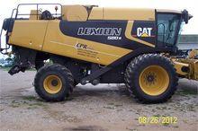 2005 LEXION 580R