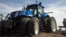 2012 NEW HOLLAND T8.390