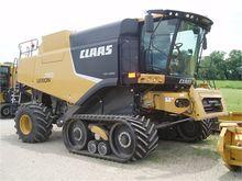 2013 CLAAS LEXION 750TT