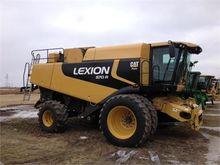 2010 LEXION 570R