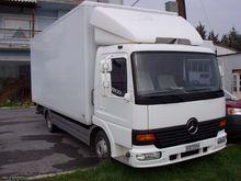 Mercedes-Benz ATEGO 815 HYDRAUL