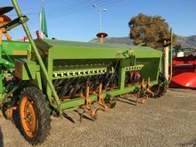 Used Amazone drill A