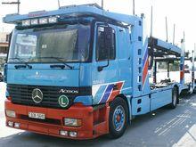 Mercedes-Benz 1843 ACTROS EURO