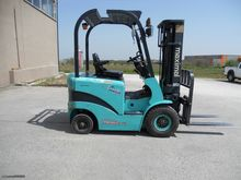 MAXIMAL FORKLIFTS '08