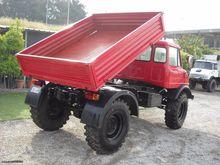 Used Unimog 416 '80