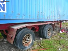 Used CONTAINER WITH