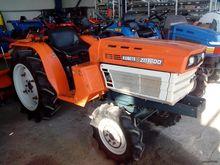 Kubota ZB1600 & Yanantidis' 98