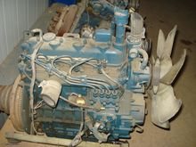 Used ENGINES Kubota