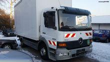 Mercedes-Benz ATEGO 823 CLIMA 6