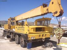 Telescopic crane '84