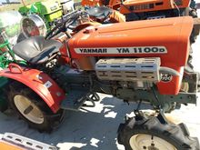 Yanmar YM 1100 + milling machin