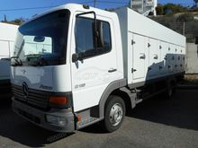 Mercedes-Benz ATEGO 815, ice cr