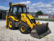 Used JCB 3CX 4X4 '08