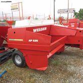Used Welger 630 AP W
