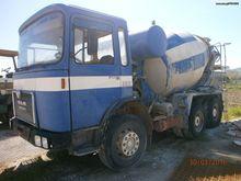 Used mixer '86 in Ka