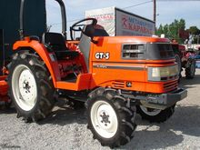 Kubota GT5 tetracycline hydr. '