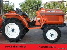 Kubota ZB1-15 BULLTRA 4x4 '06