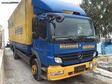 Mercedes-Benz 1524 EURO 5 BLUE
