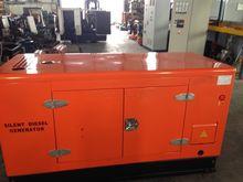 Generator 30kva '15