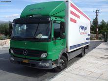 Mercedes-Benz ATEGO 1018 '09