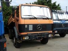 Mercedes-Benz 1726K 4x4 STRUCTU
