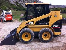 Used CAT 216B '05 in