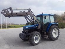 New Holland Ford 6640 '98