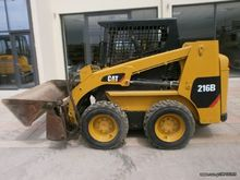 Used CAT 216B '07 in